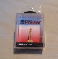 Preiser, H0 29059: Aktmodell, Nude Model, New in Packaging