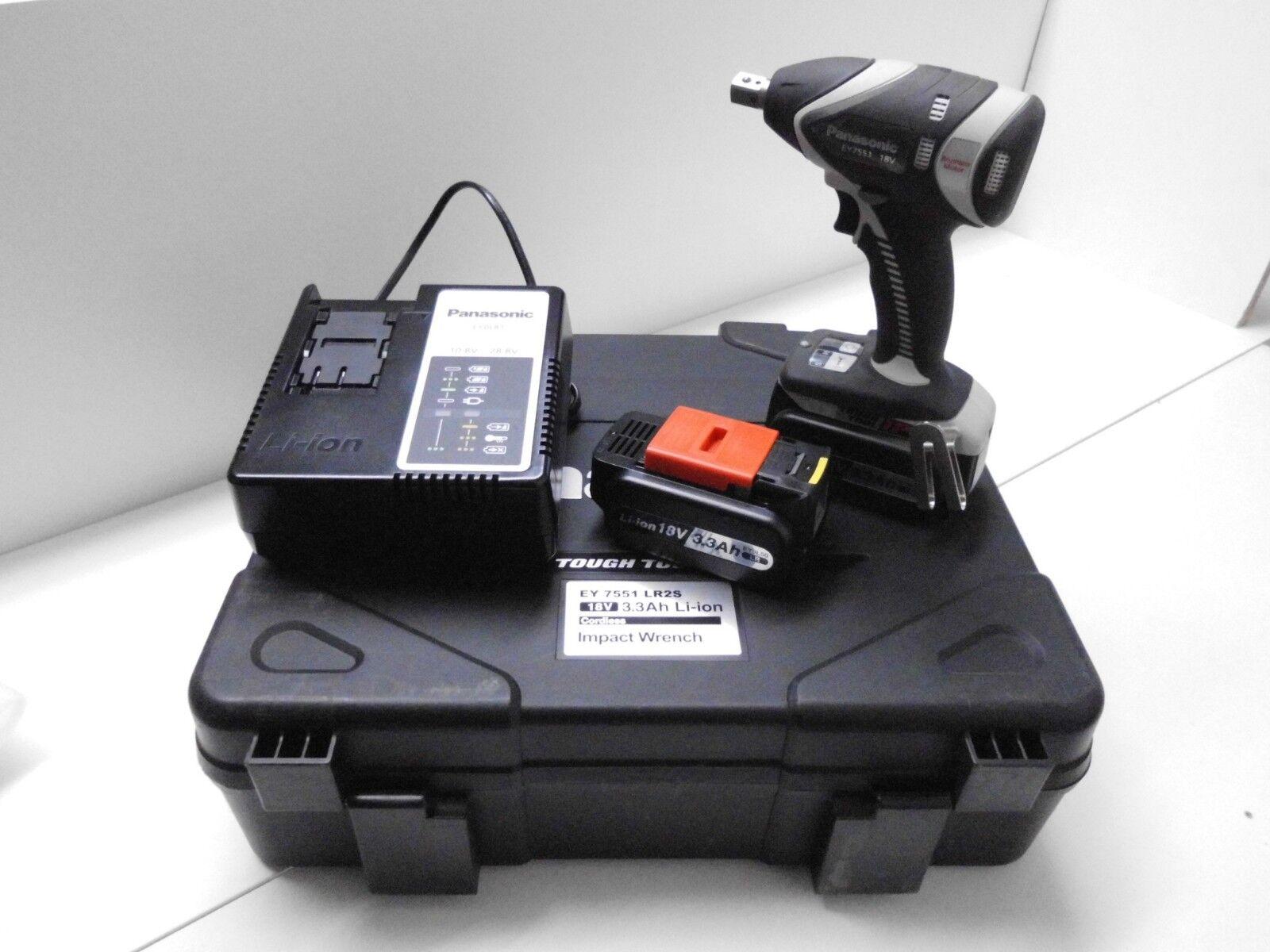 Panasonic Akku-Schlagschrauber EY 7551 LR2s
