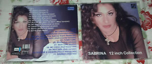 Sabrina Salerno - 12 inch Collection (2 CDs) SPECIAL FAN EDITION