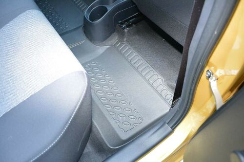 nicht Hybrid Fußraumschalen statt Gummimatte für Toyota Yaris 3 Hatchback 2011