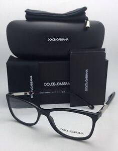 bbb08796b96 New DOLCE   GABBANA Rx-able Eyeglasses DG 3107 501 54-15 140 Shiny ...