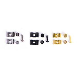 M And R Electric >> Details About 1set String Tree Guide Retainer For Electric Guitar Bass Replacement Parts M R