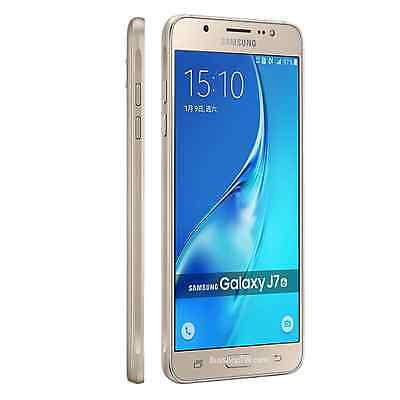 Samsung Galaxy J7 2016 DUAL SIM ( Unlocked ) 16GB 4G LTE 5.5in 13MP Gold