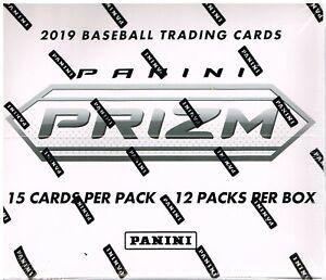 2019-Panini-PRIZM-Baseball-Trading-Cards-180ct-Retail-MULTI-PACK-Box-Bonus-Pack
