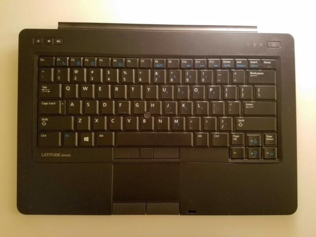 Genuine Dell Latitude E7250 Palmrest Touchpad Assembly D7YT3 Y0T7F  HUV22