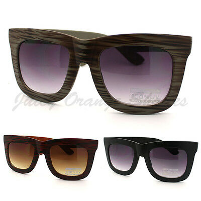 Unisex Sunglasses Super Bold Thick Frame Oversize Fashion Shades
