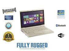 RARE Business Rugged Panasonic Toughbook  i5 CF-AX2, 4GB RAM, Win 10, Webcam