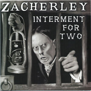 Zacherley-Zacherle-Interment-for-Two-CD-2005-NEW-SEALED-Halloween