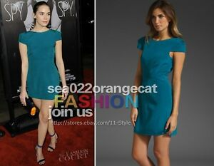 Cheap Sale New Tibi Silk Mini Dress Official Online Hot Sale Comfortable Online BCnU4NsX