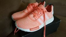 5e898782e ... great site for all shoes 50% off ADIDAS NMD R1 W SUN GLOW PINK ORANGE  ...