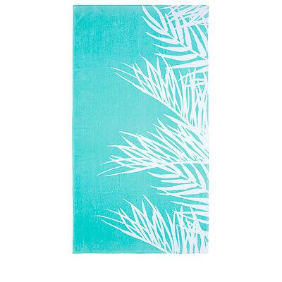 NEW Vue Utopia Beach Towel: Aruba Blue