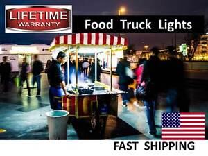 Diy Lighting Kit Mobile Coffee Espresso Food Cart Led