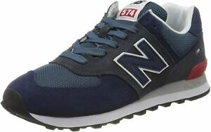 New-Balance-574v2-Sneaker-Uomo-ML574EAE-BLUE-D-SCARPA