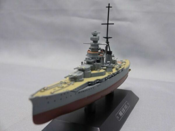 Eaglemoss 1//1100 Hiei 比叡 1935 Battleship Warships Japanese Navy Diecast WS37