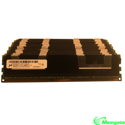 64GB 8 x 8GB Memory For Dell PowerEdge T410 T610 R610 R710 R715 R810 R815 R915
