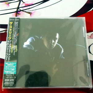 The-Streets-A-Grand-Don-039-t-Come-For-Free-WPCR-11802-JAPAN-CD-OBI