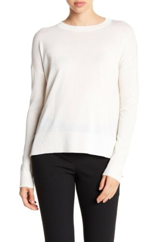 elfenben teori Ny i Glat Karenia Størrelse R sweater L uldblanding fddZ04xq
