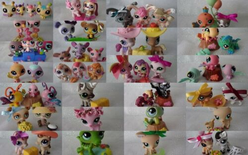 Littlest Pet Shop LPS Chien Chat Insecte Faon Cheval etc ... AU CHOIX AT CHOICE
