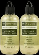 2X TRADER JOE'S NOURISH ALL IN ONE FACIAL CLEANSER - NEW sulfate-free, soap-free
