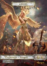3x Angel #11 V.2 Custom Altered Tokens MTG (for Geist of Saint Traft)