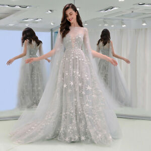 Women-Off-The-Shoulder-Prom-Evening-Party-Ball-Gown-Cocktail-Long-Bride-Dresse