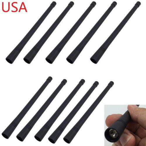 10x VHF Antenna for Vertex Standard VX150 VX151 VX152 VX160 VX110 VX300 VX350