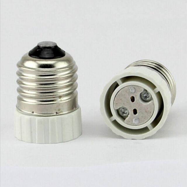 HD_ E27 to G4/MR16/G5.3 LED Light Bulb Socket Lamp Holder Adapter Converter Exqu