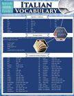 Italian Vocabulary (Speedy Study Guides: Academic) by Speedy Publishing LLC (Paperback / softback, 2014)