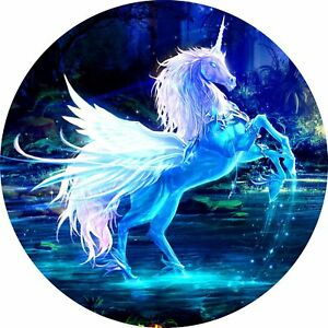 4x4-Spare-Wheel-Cover-4-x-4-Camper-Camper-Graphic-Vinyl-Sticker-Unicorn-156