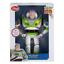 "miniature 1 - 12"" Disney Toy Story 4 Buzz Lightyear Talking Action Figure Disney Store NEW!"