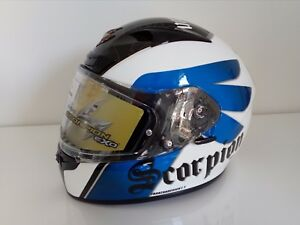 Casque-integral-SCORPION-EXO710AIR-KNIGHT-BLEU