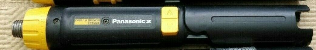 (1pc) Panasonic Driver EY6225 DC 3.6V Cordless Screwdriver&Drill, tested working