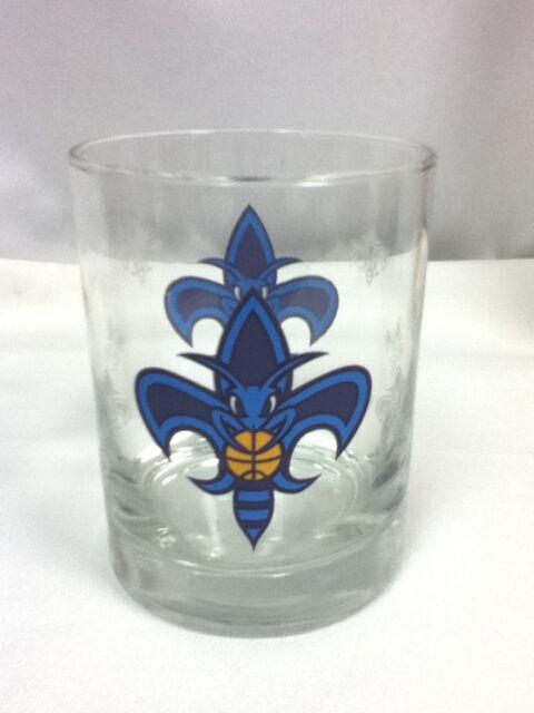 Charlotte Hornet basketall team drink bar beer glass glasses 1 glassware