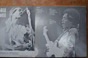 Jimi Hendrix - The Greatest Original Sessions - double album . LP 33T TBE