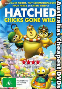 Hatched-DVD-NEW-FREE-POSTAGE-WITHIN-AUSTRALIA-REGION-4