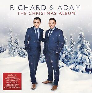 RICHARD-amp-ADAM-The-Christmas-Album-10-trk-CD-NEW-amp-UNPLAYED