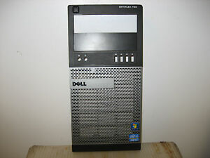 Dell-Optiplex-790-Mini-Tower-Front-Case-Bezel-Panel-Faceplate