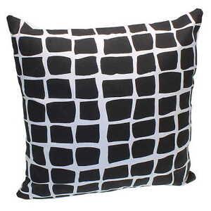 Erstaunlich Das Bild Wird Geladen Kissen Blocks 40x40 Cm Dekokissen Schwarz Weiss  Sitzkissen