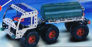 Combined Excelled Konstruktionss<wbr/>et Metallbausatz Metall LKW, Tankwagen