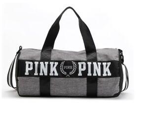 Image Is Loading Victoria 039 S Secret Sports Bag Love Pink