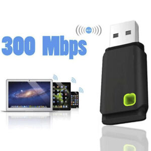 300Mbps-USB-Wireless-WiFi-Network-Receiver-Card-Adapter-For-Desktop-PC-Window