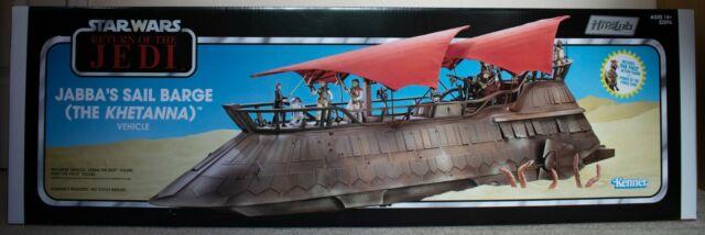 Brand New Hasbro Haslab Jabba's Sail Barge
