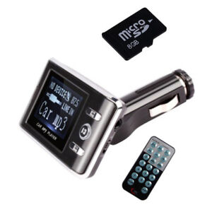 e26 auto mp3 player fm transmitter mit usb sd tf aux audio. Black Bedroom Furniture Sets. Home Design Ideas