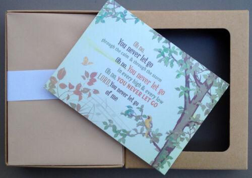 DaySpring Lyrics For Life Inspirational Encouragement Note Cards 12 Cards Each