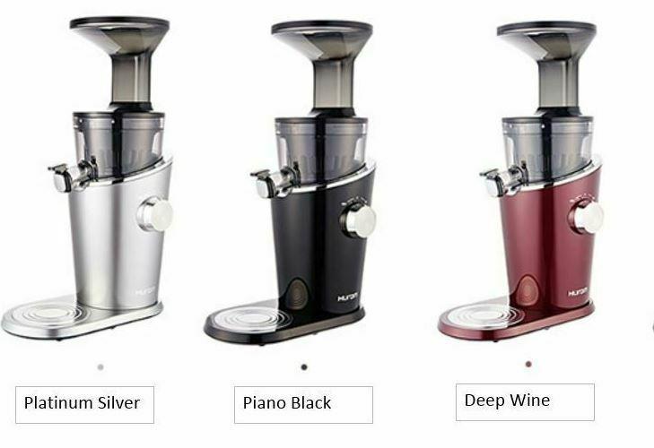 HUROM Diva H-100 slow juicer Fresh Extracteur Presse - 220 V pour Pablo 9655