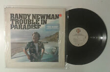 "Randy Newman ""Trouble in paradise"" LP WARNER BROS 1 23755 USA 1983 VG+/VG"