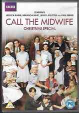 CALL THE MIDWIFE CHRISTMAS SPECIAL GENUINE R2 DVD MIRANDA HART JENNY AGUTTER VGC