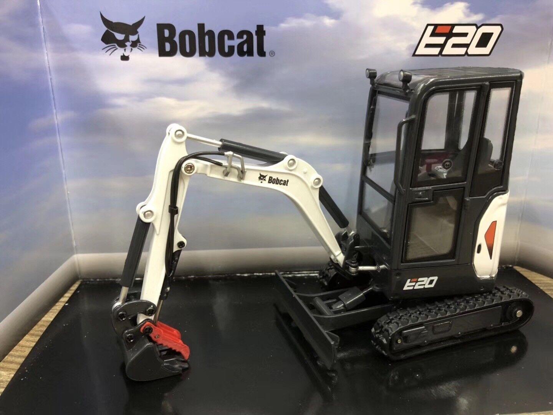 UH8098 - Bobcat E20 Compact Excavator 1 25