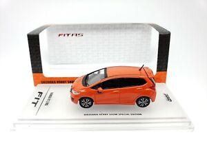 1-64-INNO64-Honda-Fit-3-RS-Jazz-MK3-GK5-Orange-Japan-Shizuoka-Hobby-Show-Special