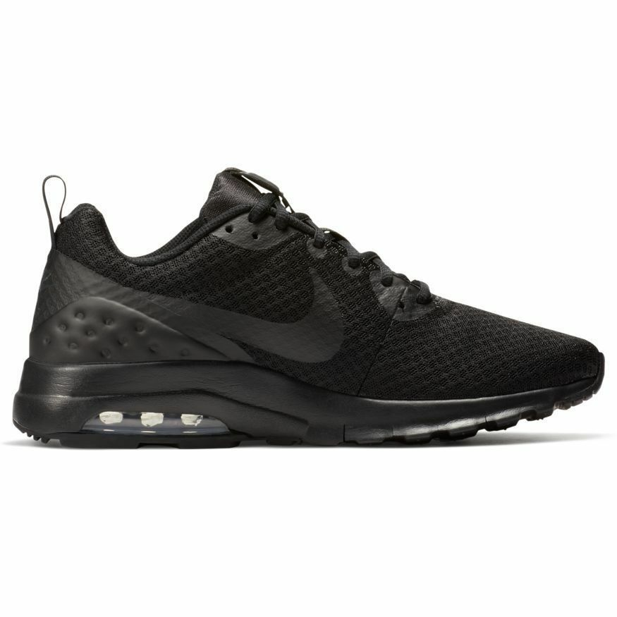 Nike Air Max Motion LW 833260 002 Black Black-Anthracite Mens shoes